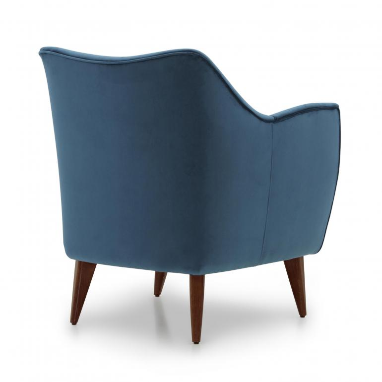 64 modern style wood armchair split11