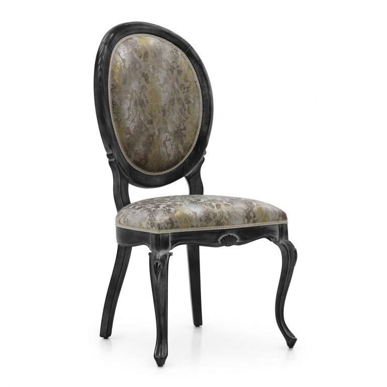 6403 classic style wood chair armonia