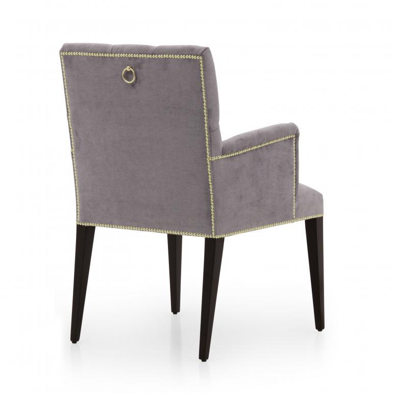 6429 modern style wood armchair arianna7