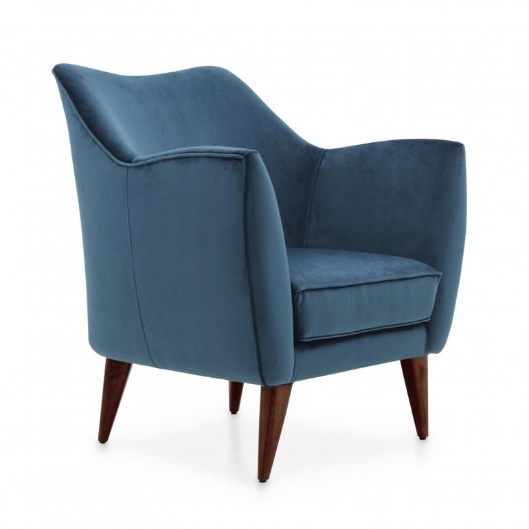 644 modern style wood armchair split10