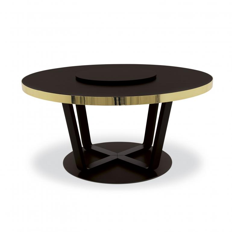 6451 modern style wood table custom15