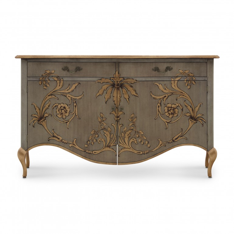 6458 classic style wood sideboard euridice10