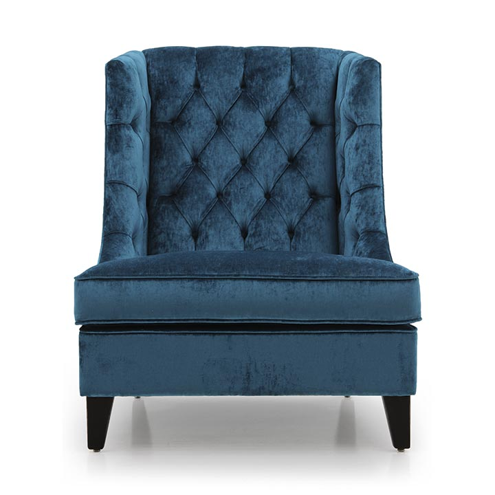 652 modern style wood armchair fortuna6