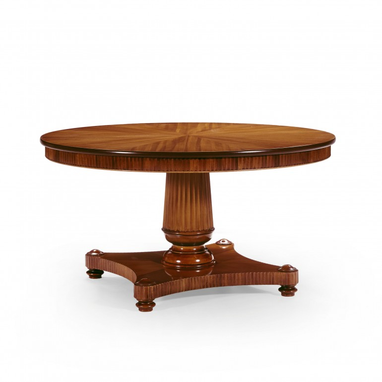6724 classic style wood table priamo