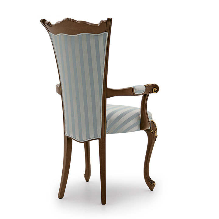 684 classic style wood armchair chiara2