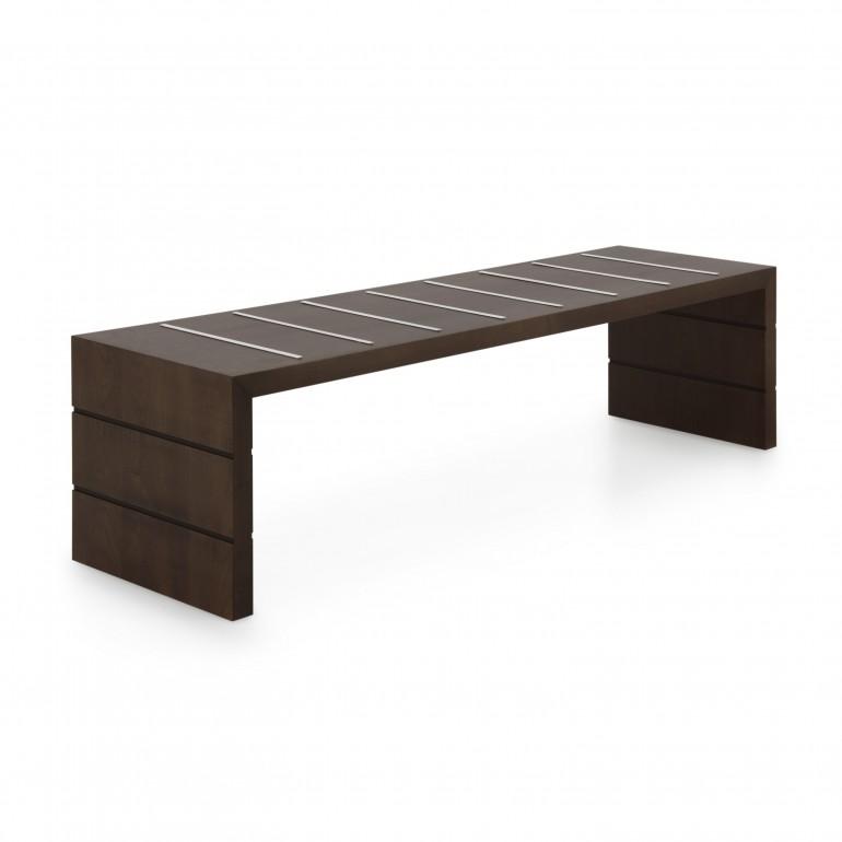 6870 modern style wood luggage rack ottavia