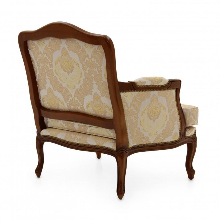 6898 classic style wood armchair cloe7