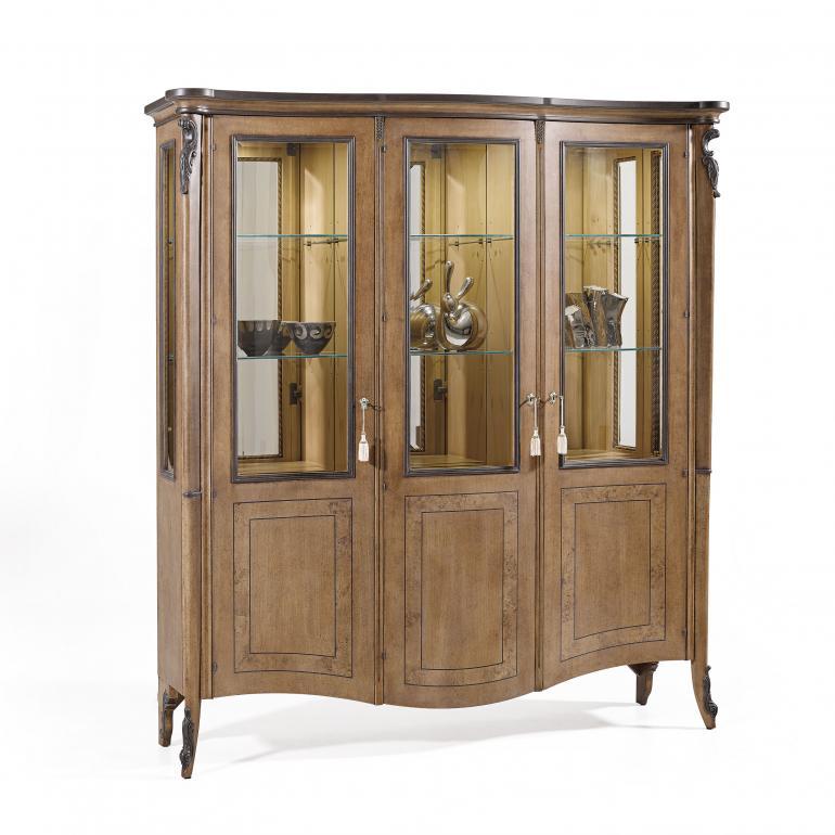 69 wood venetian glass cupboard talia1