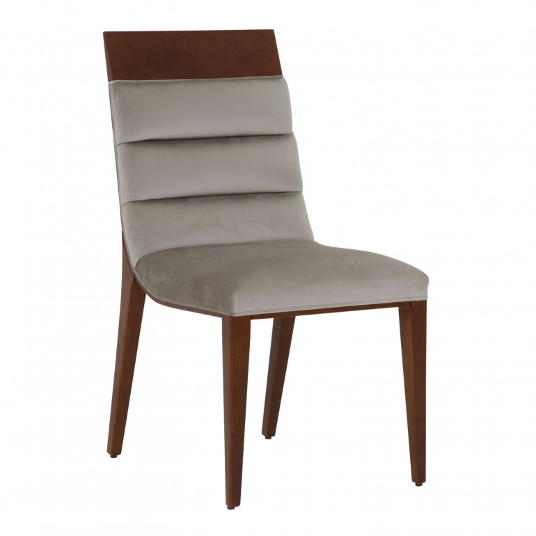 6952 modern style wood chair custom071b