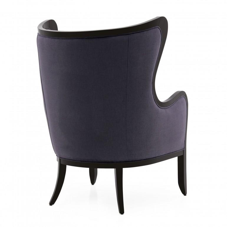 7004 modern style wood armchair clara11