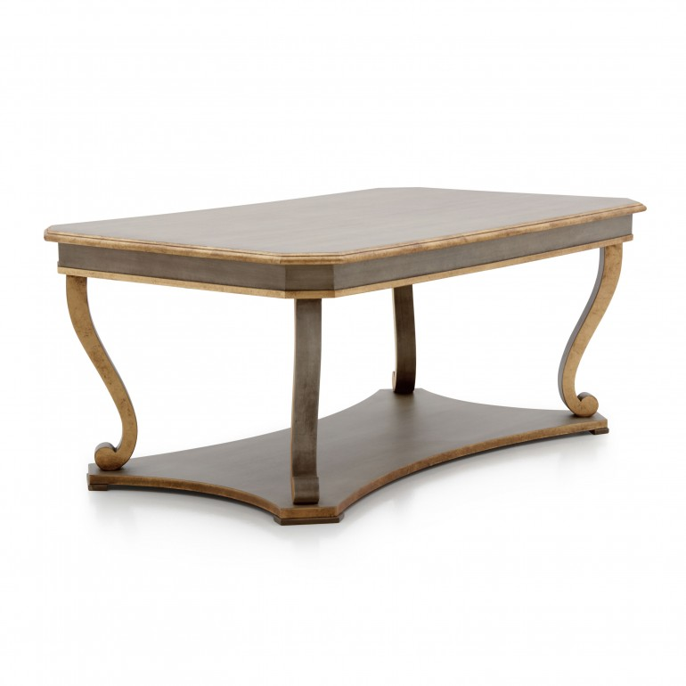 7026 classic style wood table fedra1