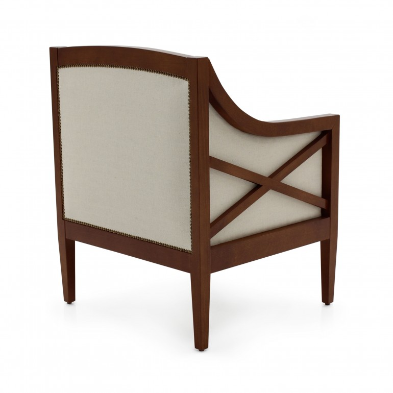 7040 classic style wood armchair cesare4