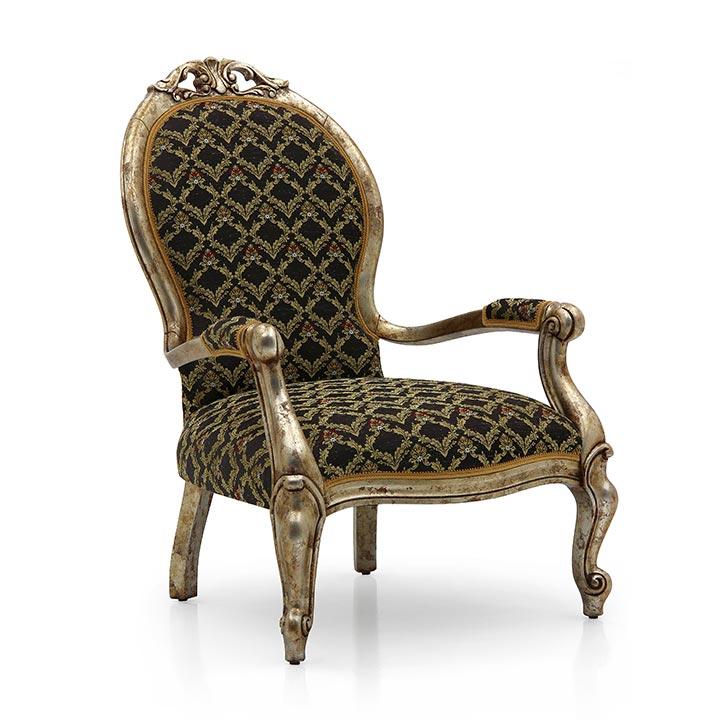 705 classic style wood armchair pollia b2
