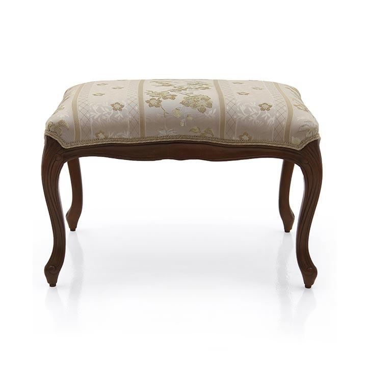 705 classic style wood ottoman teseo7