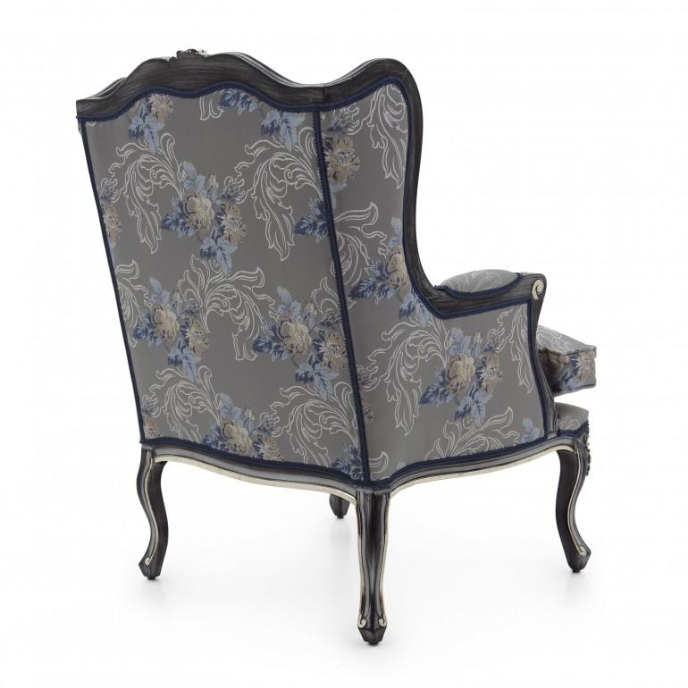 7086 classic style wood armchair enea9