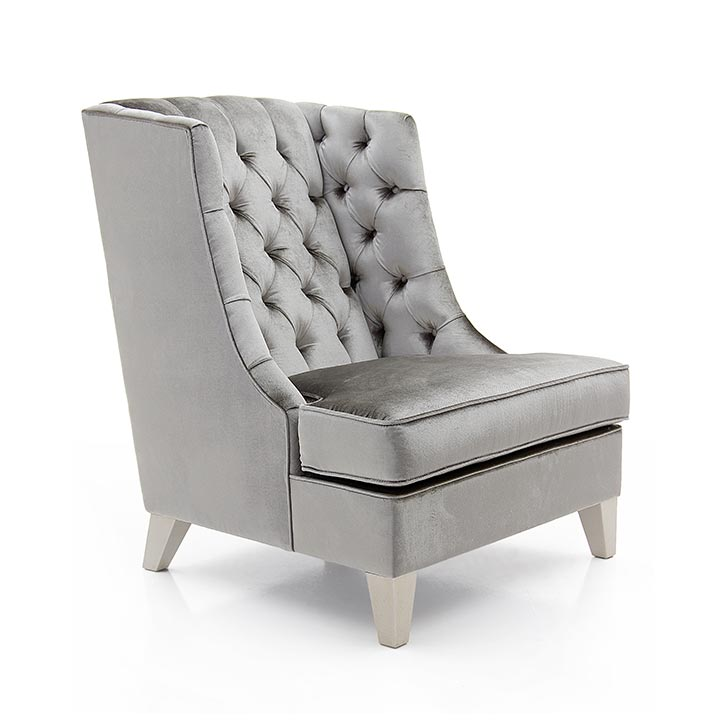 712 modern style wood armchair fortuna2