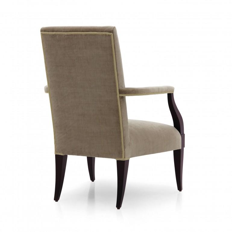 7141 modern style wood armchair luna5