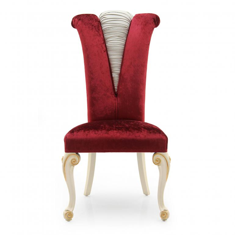 7214 classic style wood chair isotta4
