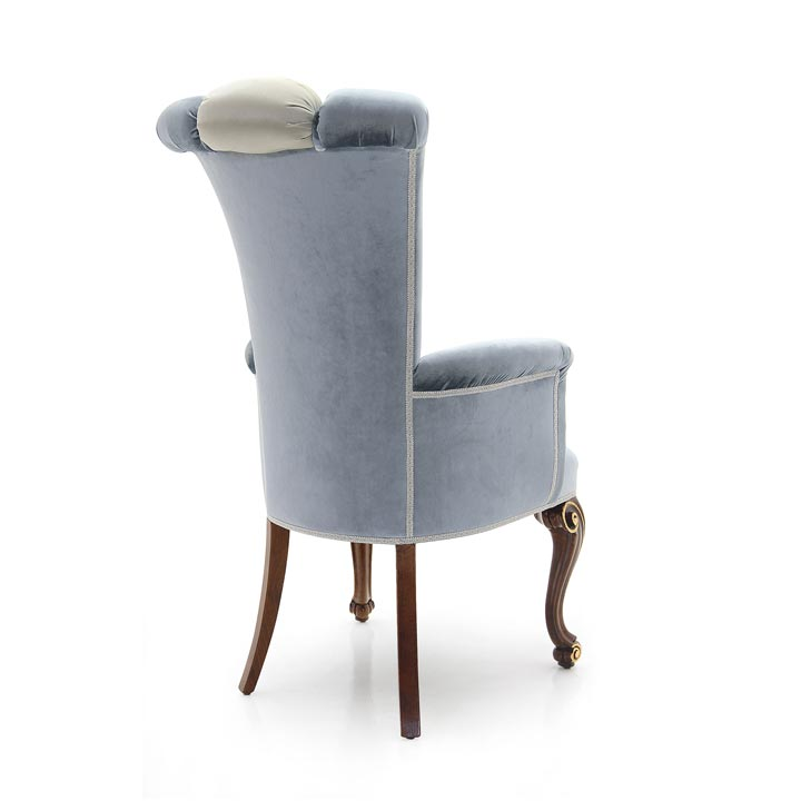 Small armchair Isotta - Sevensedie