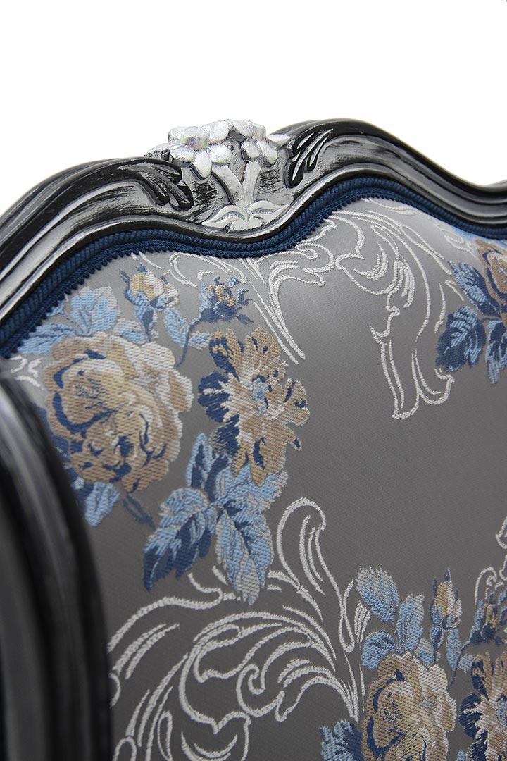 734 classic style wood armchair enea9