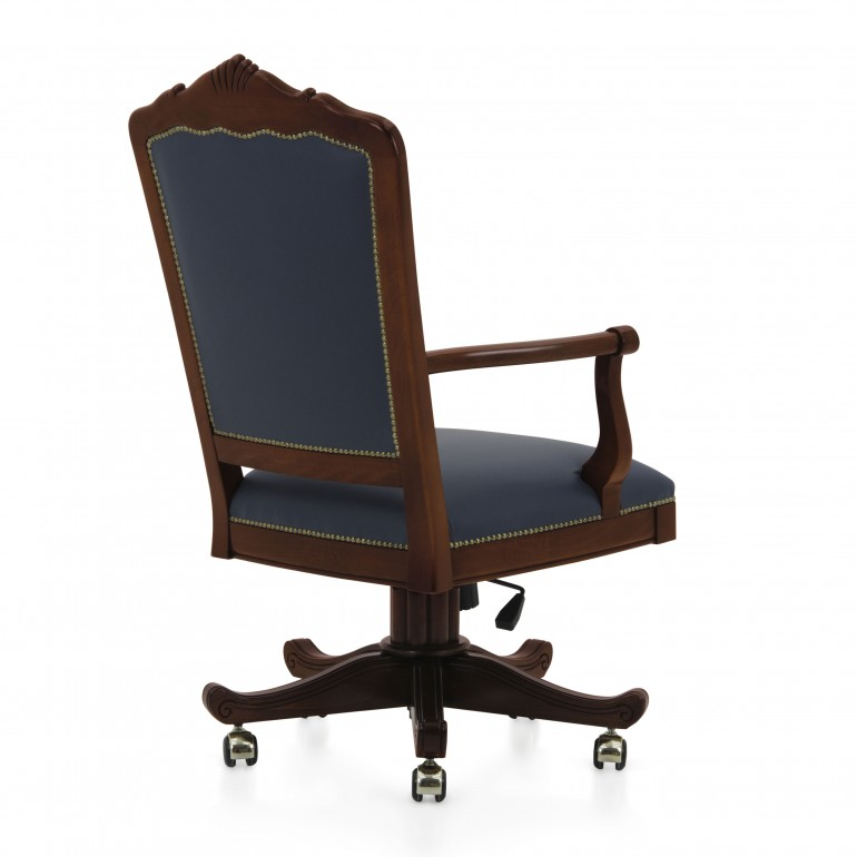 7373 classic style wood armchair ursula3