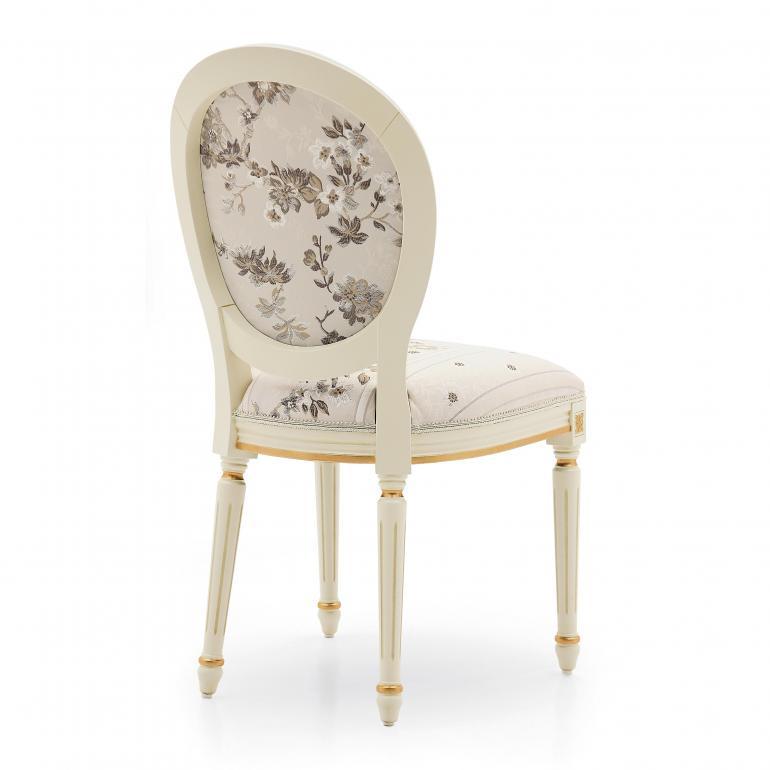 7376 classic style wood chair luigi5