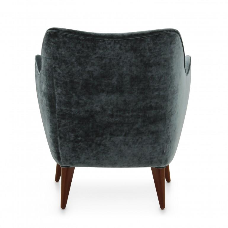 7396 modern style wood armchair split8