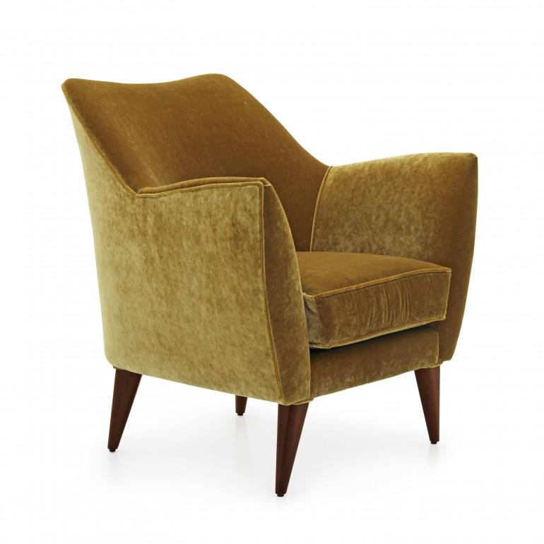 7403 modern style wood armchair split4