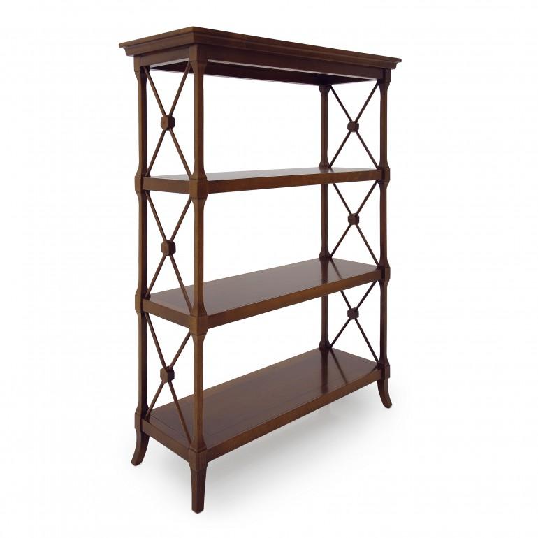7405 classic style wood magazine rack orfeo b