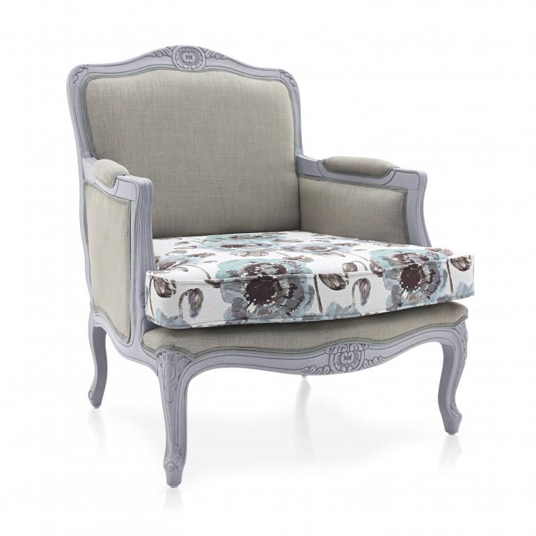 7448 classic style wood armchair cloe3