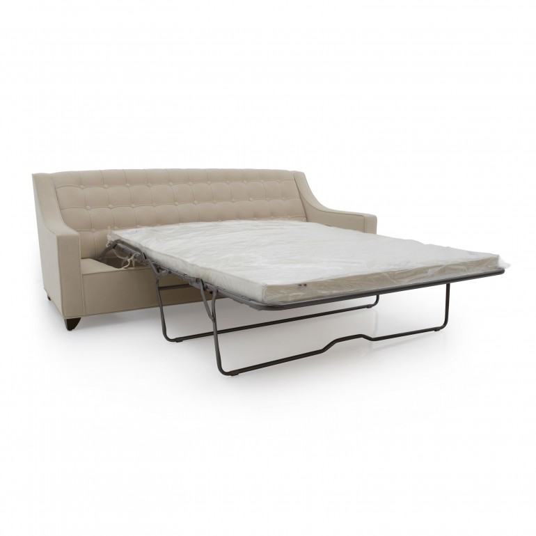 Italian sofa bed in contemporary style, 3 seater,folding with revolving mechanism, double bed