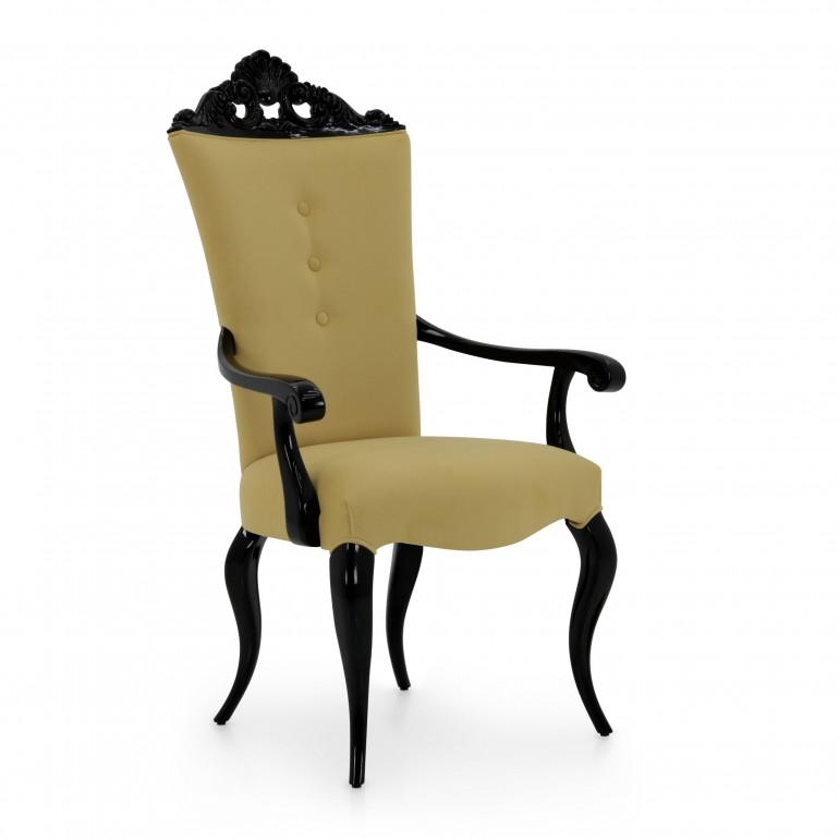 7584 baroque style wood armchair antesia4