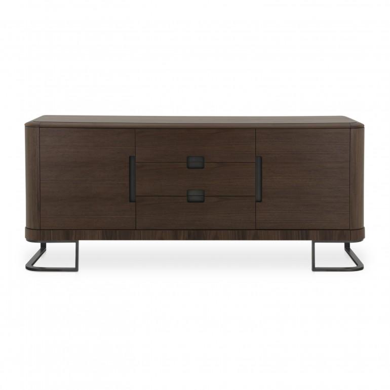 7637 modern style wood sideboard ada o