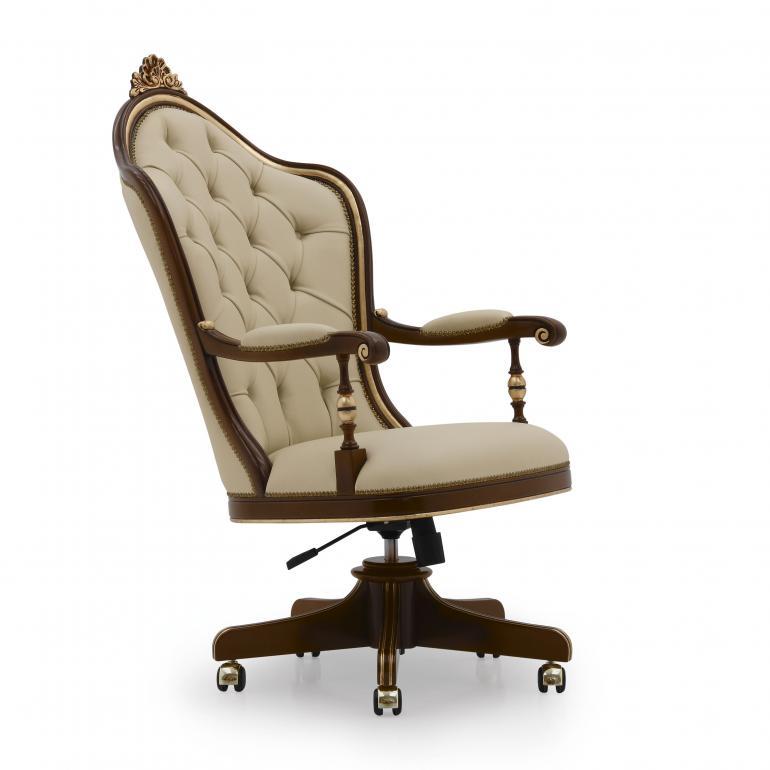 78 baroque style wood armchair vera5