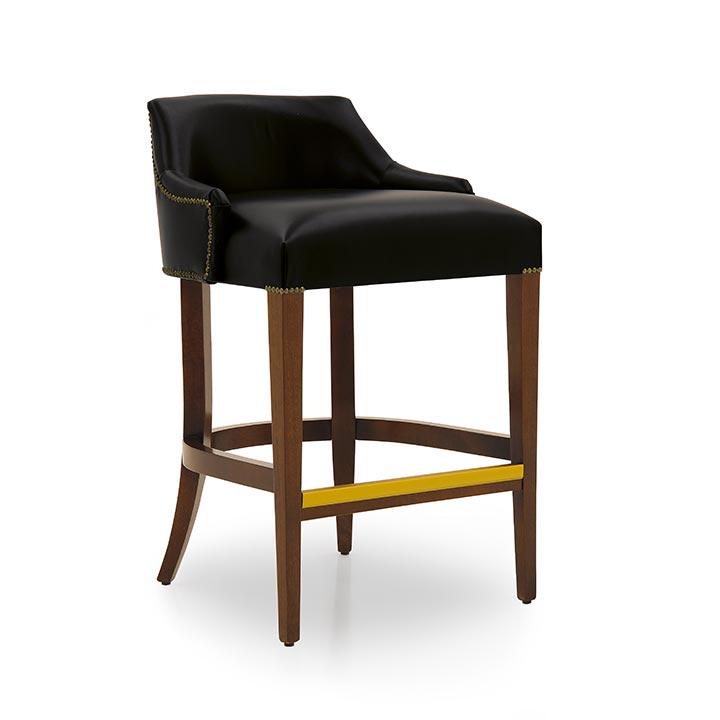 78 modern style wood barstool arturo