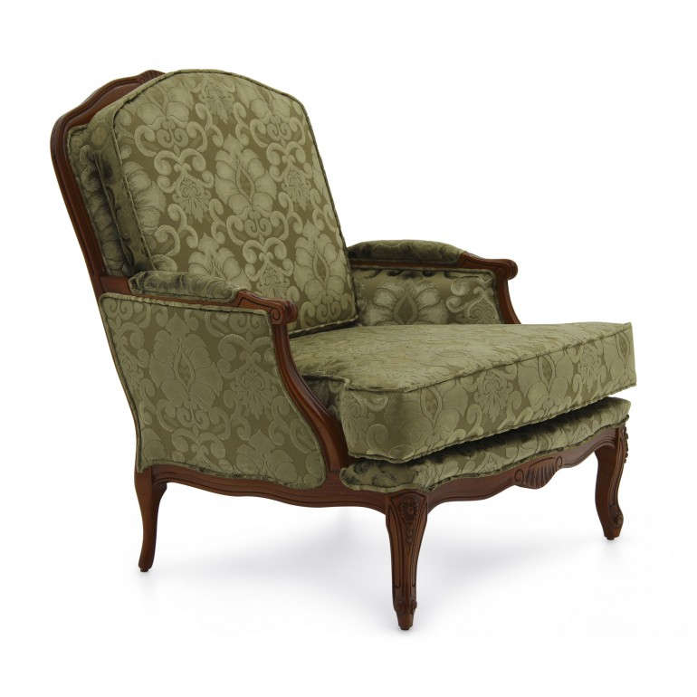 7812 classic style wood armchair acca3