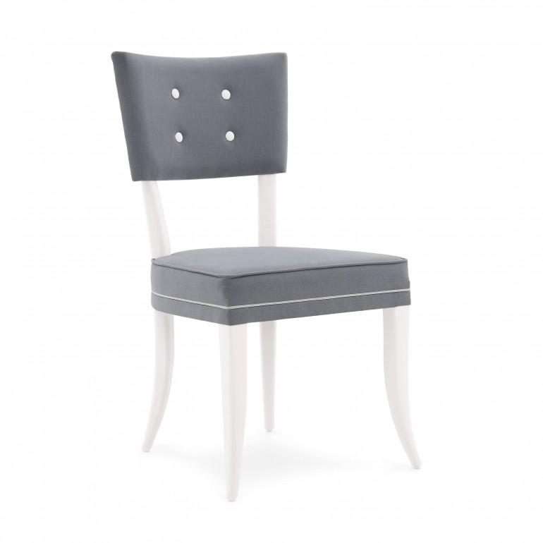 7820 modern style wood chair silvia