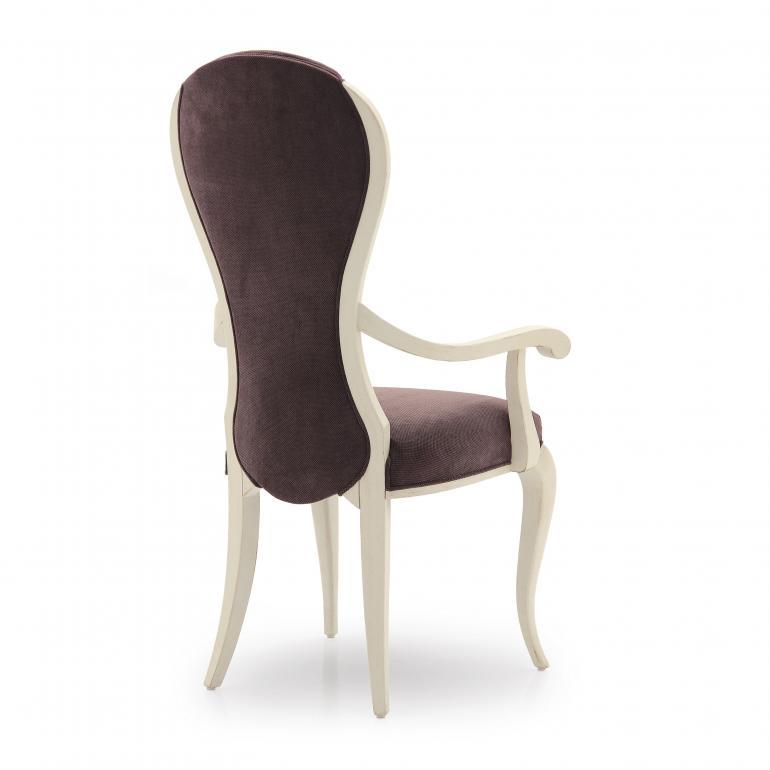 7945 modern style wood armchair alina3
