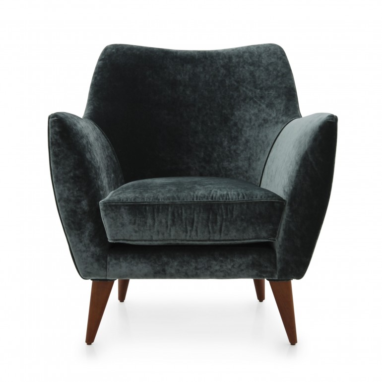 7960 modern style wood armchair split3
