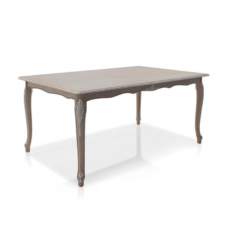 8 73 classic style wood table traforata b
