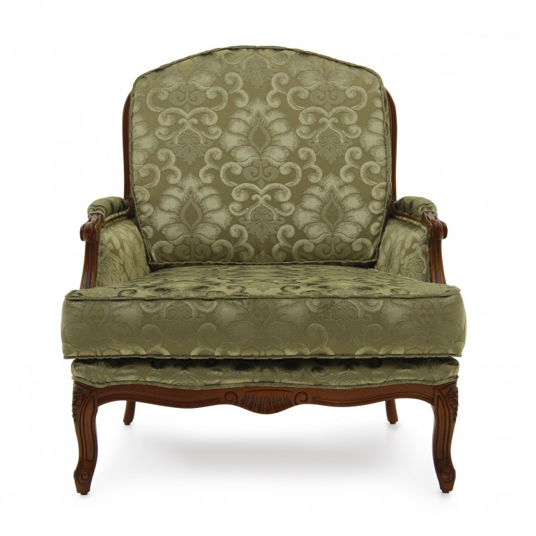 8010 classic style wood armchair acca4