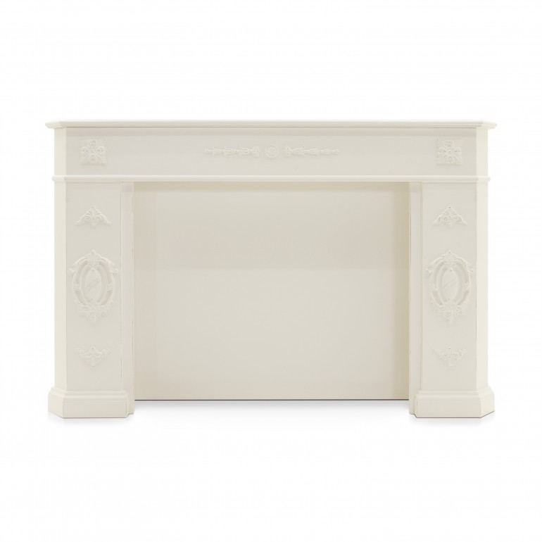 8083 classic style wood fireplace calidus b