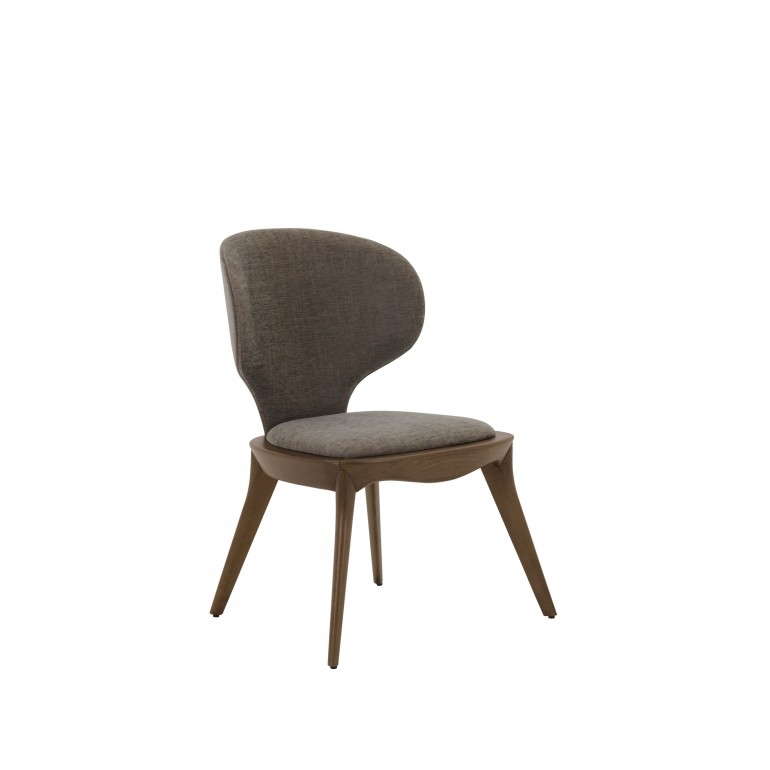8126 modern style wood chair clelia