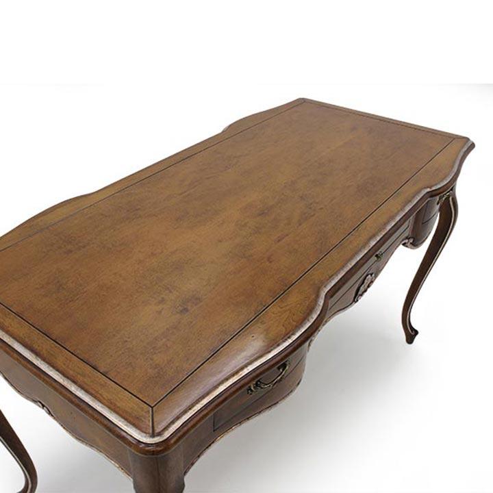816 classic style wood writing desk damide12