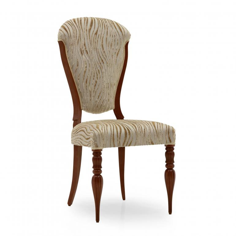 8203 classic style wood chair cremona