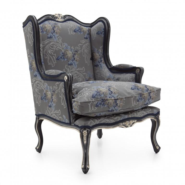 8355 classic style wood armchair enea8