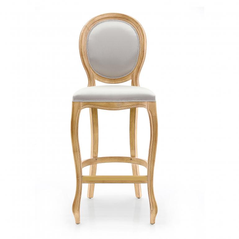 8384 classic style wood barstool liberty2