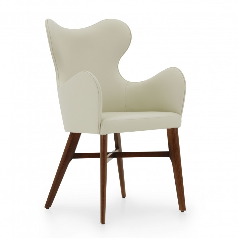 8453 modern style wood armchair auribus2