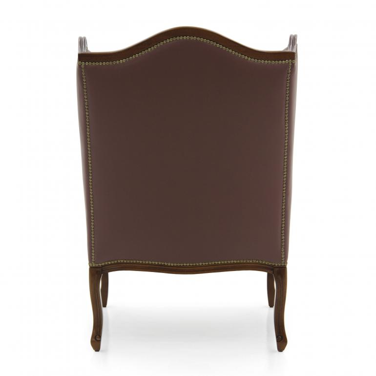 85 classic style wood armchair elena5