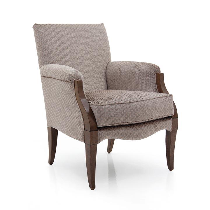 85 modern style wood armchair edea1